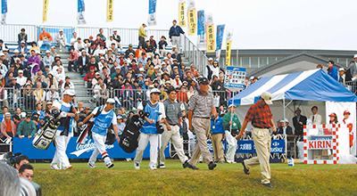第30回宇部興産オープンゴルフトーナメント