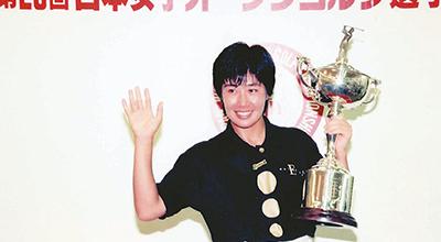 第28回日本女子オープンゴルフ選手権競技